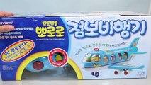 Wheels on the bus   Pororo Plane Toys Jumbo Jet Flying Airplane Toy for Kids .Kinder Surpi