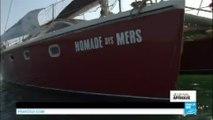 """SÉNÉGAL - Le """"Nomade des Mers"""", un bateau-laboratoire à la recherche d'astuces écolos"""