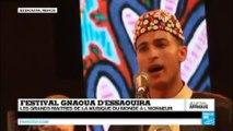 Festival Gnaoua D'Essaouira - Les grands maitres de la musique du monde à l'honneur