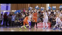 Playoffs LFB 2016 - Mini movie finale belle Lattes Montpellier - Bourges
