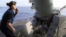 Ultimate Military Defense Weapons - CIWS Close In Weapon System Gatling Gun In A_low