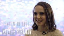 Natalie Portman : réalisatrice et féminisme à Hollywood, interview