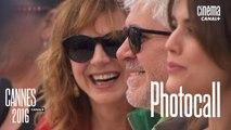 Pedro Almodóvar (Julieta) - Photocall Officiel - Cannes 2016 CANAL+