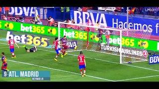 FC Barcelona - Top 10 Goals in La Liga 2015-2016 HD