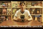 Boardgames Việt - Hướng dẫn luật chơi Splendor - Khai Thác Kim Cương