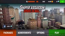 Sniper 3D Assassin Walkthrough Part 5