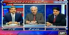 Khursheed Shah individually fixed the match - Sabir Shakir's inside info