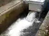 小水力発電機 2012 07 24