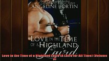 EBOOK ONLINE  Love in the Time of a Highland Laird A Laird for All Time Volume 3  DOWNLOAD ONLINE