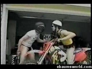 moto cross delire