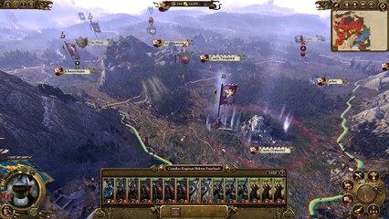 Présentation de l'ancien monde de Total War : Warhammer