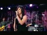Kelly Clarkson - Never Again - AOL Sessions