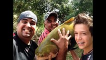 Pescaria 27/10/2014 - Pesqueiro Estância Primavera em São José do Rio Preto / SP
