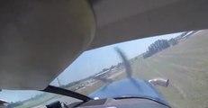 Un crash d'avion transportant 17 parachutistes filmé de l'intérieur !