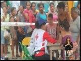 Cruz Roja hizo un balance de la ayuda prestada tras el terremoto en la costa ecuatoriana
