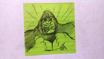 Tarzan fanmade scene 1  animatic storyboard with music