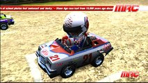 Modnation Racers Online Gameplay 28-05-2010 part 23