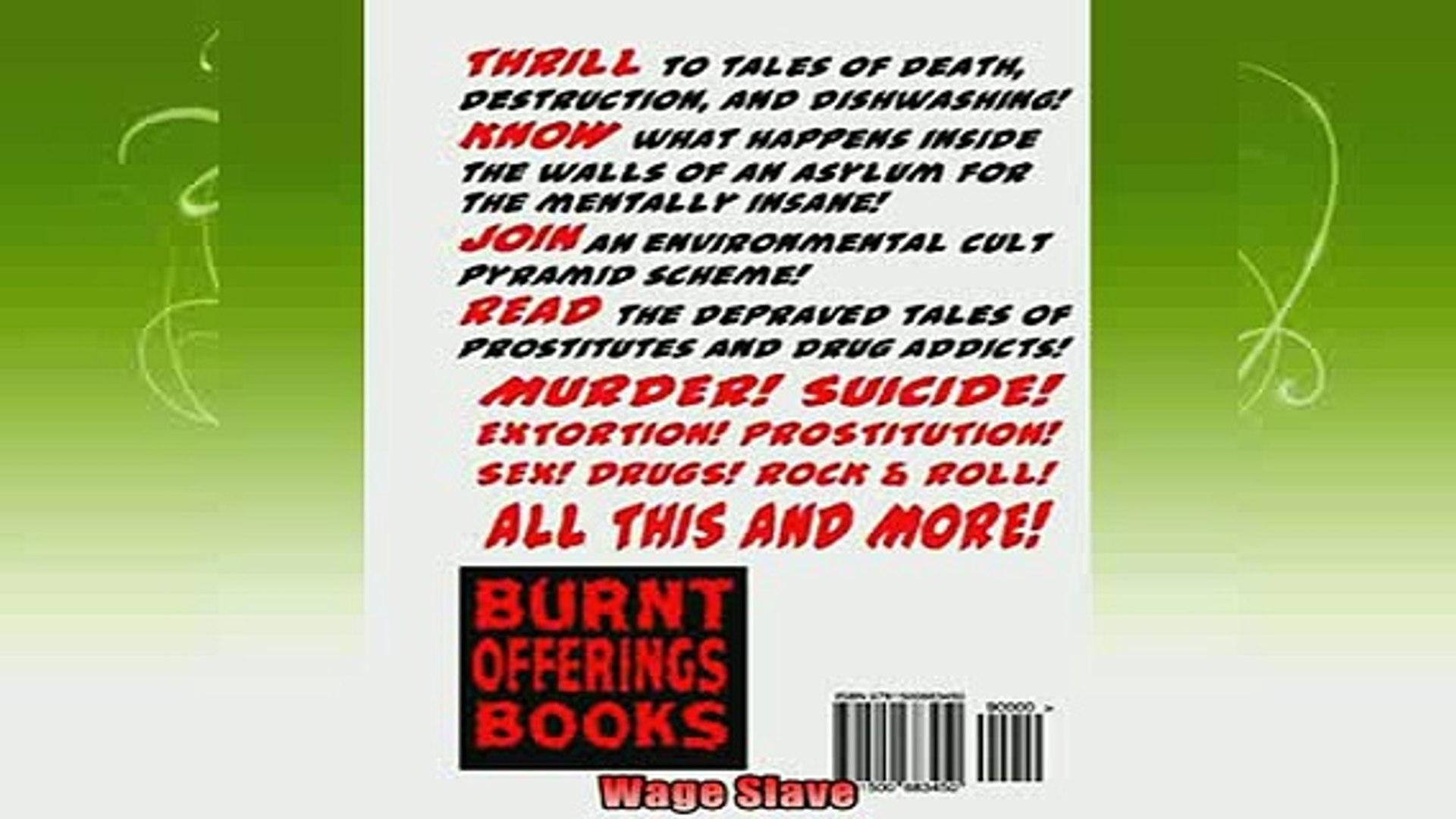 best book  Wage Slave