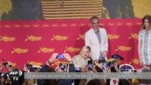 """Conférence de presse de """"Personal Shopper"""" d'Olivier Assayas"""
