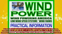 READ book  Wind Power  Complete Guide to Wind Energy and Turbines Practical Information for Full EBook