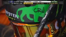 Henrik Harlaut run 2 Men's Ski Slopestyle elimination X Games Tignes 2013