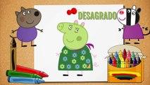 Videos de Peppa Pig en Español Cortos de Peppa La cerdita y videos para niños