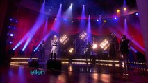 Christina Aguilera   Something's Got A Hold On Me   11 19 10 The Ellen DeGeneres Show HDTV 1080i