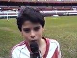 TLQO Vintage: Entrevista a Javier Saviola en las Inferiores de River Plate
