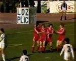 1981-11-04 Arges Pitesti v Aberdeen UEFA Cup 2R 2L