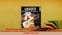 Download  BECKMongolian Chop Squad Volume 7 Beck Mongolian Chop Squad Tokyopop by Harold PDF Book Free