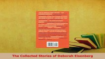 PDF  The Collected Stories of Deborah Eisenberg  Read Online