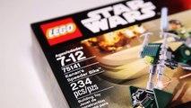Lego Star Wars Rebels 75141 Kanan's Speeder Bike Speed Build