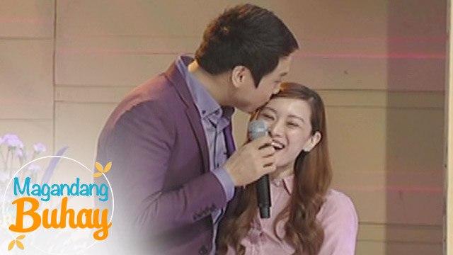 "Magandang Buhay: Richard Poon sings ""Beautiful Girl"""