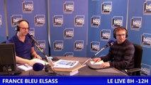 Live France Bleu Elsass du 18 mai 2016