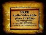 #01. Genesis Chapter 23 King James Version KJV – Free Audio Video Bible (AV Bible) Read Along