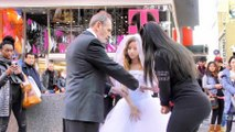 Social experiment: 65-year-old marries 12-year-old in NYC