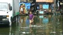 Al menos 23 fallecidos por las inundaciones en Filipinas