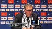 Laurent Blanc - 'Zlatan Ibrahimovic ist ein Phänomen' Paris Saint-Germain - FC Nantes 4 - 0