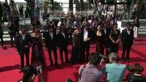 La crise politique au Brésil s'invite sur le tapis rouge à Cannes