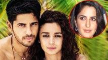 Katrina Kaif REACTS On Sidharth Malhotra Alia Bhatt Break Up