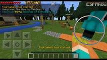 Minecraft PE | Glitches??? | Survival Games #3