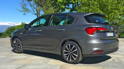 Fiat Tipo 2016 | Hatchback | Test | Footage | No Voice | Atmo