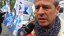"""Manifestation de policiers : """"les casseurs devraient être assigéns à résidence"""""""