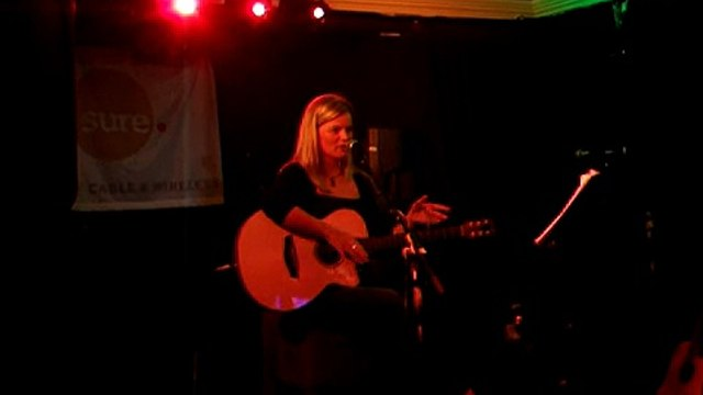 Becky Hamilton - The Doghouse - 27/08/08