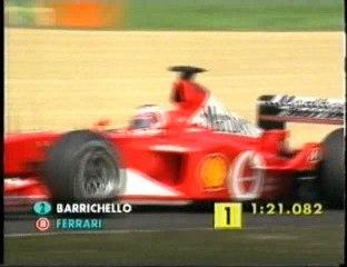 F1 2003 GP04 - SAN MARINO Imola - 1st Qualifying