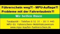 Führerschein ohne MPU - EU-Führerschein-kaufen-MPU-umgehen-Tarabas68-MPU_Killer