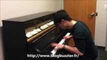 Il reproduit des sonneries de téléphone au piano