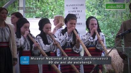 Muzeul National al Satului 'Dimitrie Gusti' aniverseaza 80 de ani de existenta