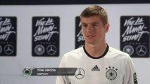 Toni Kroos - 'Als Mannschaft präsentieren' Vor der Kader-Benennung EM 2016