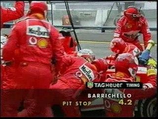 F1 2003 GP04 - SAN MARINO Imola - Race